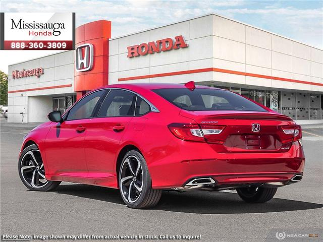 2019 Honda Accord Sport 1.5T (Stk: 326035) in Mississauga - Image 4 of 23