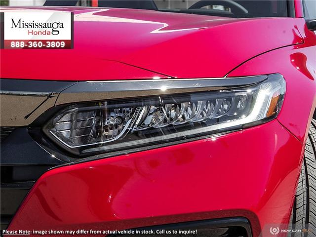 2019 Honda Accord Sport 1.5T (Stk: 326035) in Mississauga - Image 10 of 23