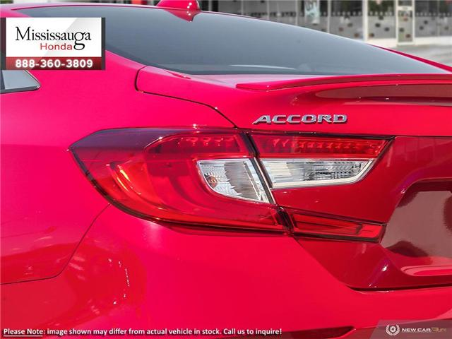 2019 Honda Accord Sport 1.5T (Stk: 326035) in Mississauga - Image 11 of 23