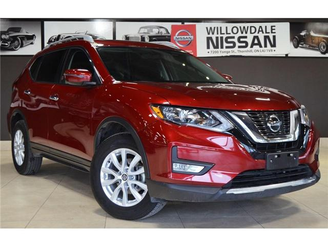2018 Nissan Rogue  (Stk: C35179) in Thornhill - Image 2 of 30