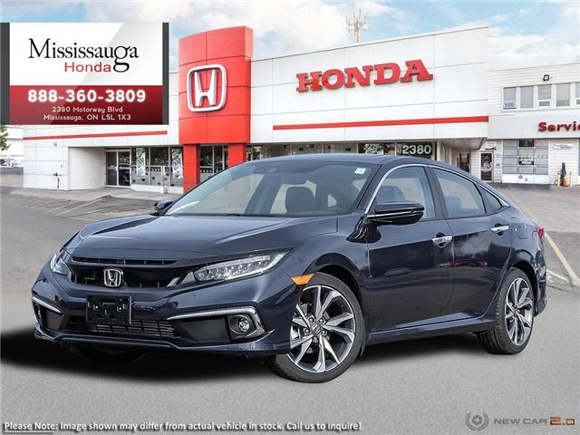 2019 Honda Civic Touring (Stk: 325584) in Mississauga - Image 1 of 23