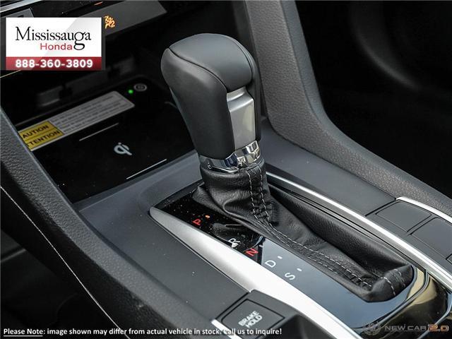 2019 Honda Civic Touring (Stk: 325584) in Mississauga - Image 17 of 23