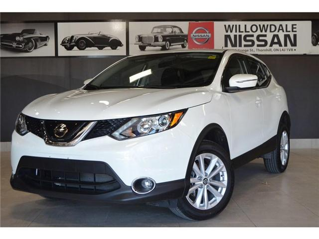 2018 Nissan Qashqai  (Stk: C35168) in Thornhill - Image 1 of 30