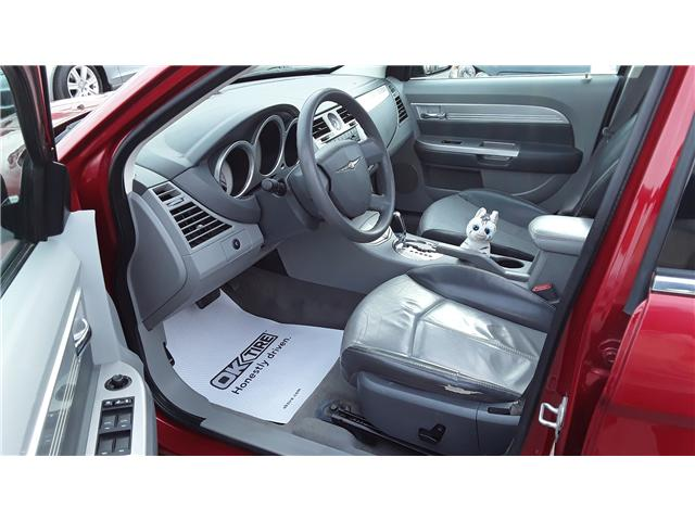 2008 Chrysler Sebring Touring (Stk: P457) in Brandon - Image 2 of 12