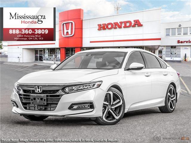 2019 Honda Accord Sport 1.5T (Stk: 325292) in Mississauga - Image 1 of 23