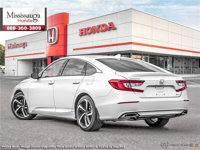 2019 Honda Accord Sport 1.5T (Stk: 325292) in Mississauga - Image 4 of 23
