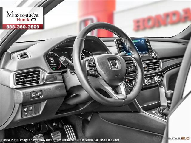 2019 Honda Accord Sport 1.5T (Stk: 325292) in Mississauga - Image 12 of 23