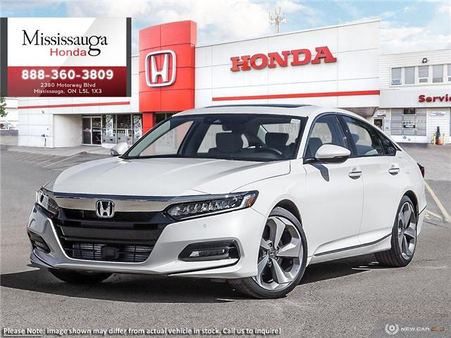 2019 Honda Accord Touring 1.5T (Stk: 326008) in Mississauga - Image 1 of 23