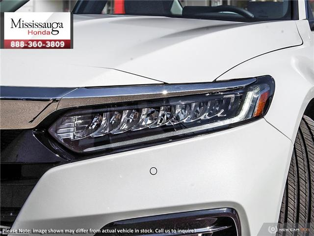 2019 Honda Accord Touring 1.5T (Stk: 326084) in Mississauga - Image 10 of 23