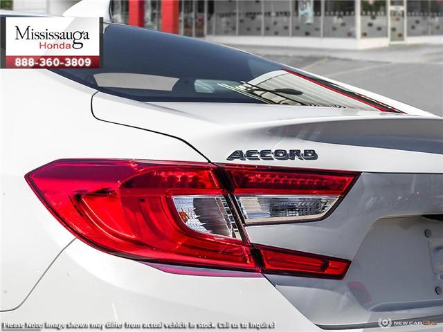 2019 Honda Accord Touring 1.5T (Stk: 326084) in Mississauga - Image 11 of 23