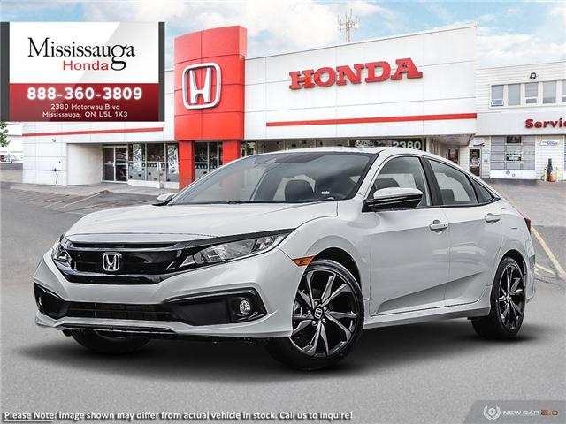 2019 Honda Civic Sport (Stk: 326078) in Mississauga - Image 1 of 23