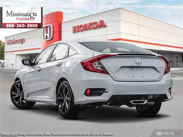 2019 Honda Civic Sport (Stk: 326078) in Mississauga - Image 4 of 23