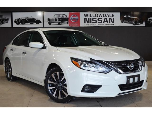 2017 Nissan Altima  (Stk: E2460A) in Thornhill - Image 2 of 30