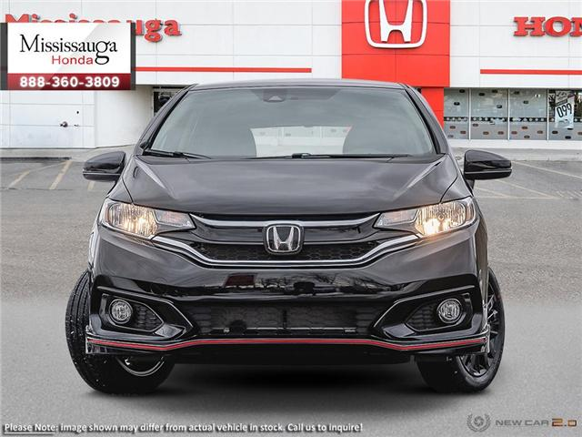 2019 Honda Fit Sport (Stk: 325977) in Mississauga - Image 2 of 23