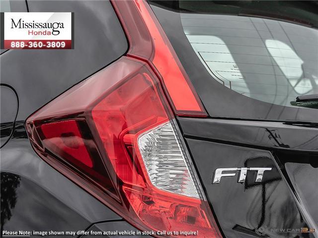 2019 Honda Fit Sport (Stk: 325977) in Mississauga - Image 11 of 23