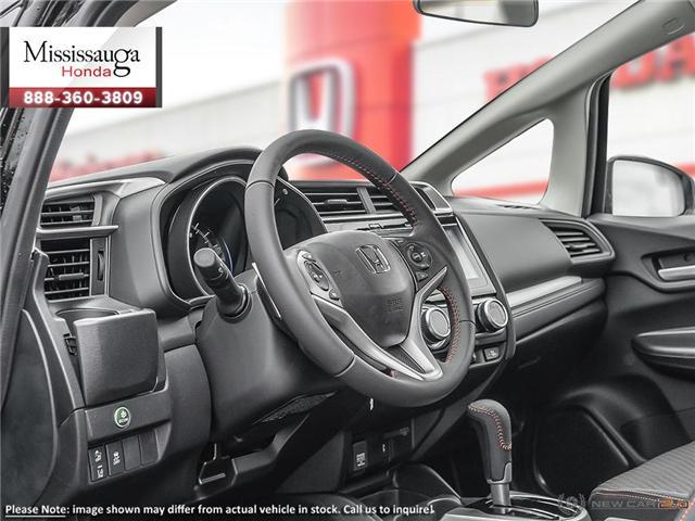 2019 Honda Fit Sport (Stk: 325977) in Mississauga - Image 12 of 23