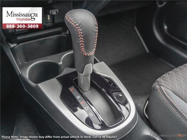 2019 Honda Fit Sport (Stk: 325977) in Mississauga - Image 17 of 23