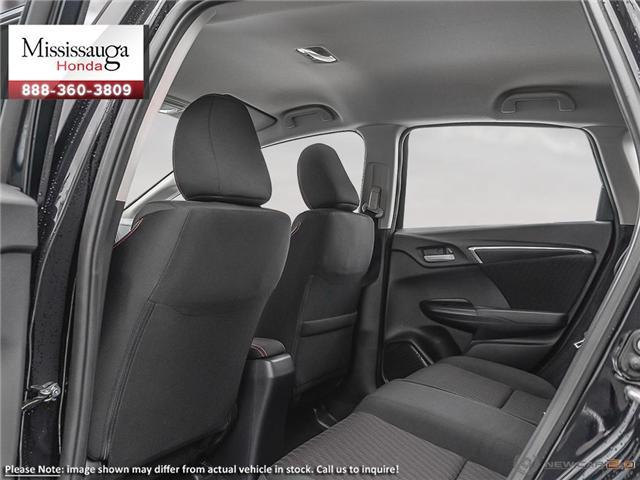 2019 Honda Fit Sport (Stk: 325977) in Mississauga - Image 21 of 23