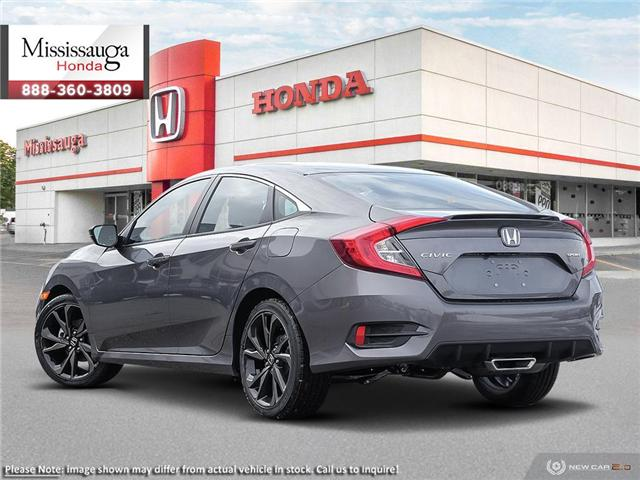 2019 Honda Civic Sport (Stk: 326112) in Mississauga - Image 4 of 23