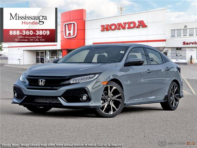 2019 Honda Civic Sport Touring (Stk: 325578) in Mississauga - Image 1 of 22