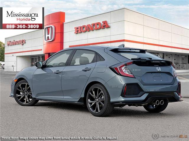 2019 Honda Civic Sport Touring (Stk: 325578) in Mississauga - Image 4 of 22