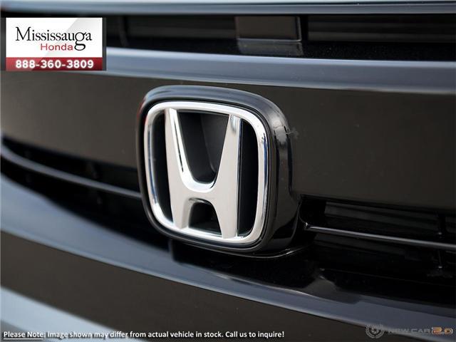 2019 Honda Civic Sport Touring (Stk: 325605) in Mississauga - Image 9 of 22