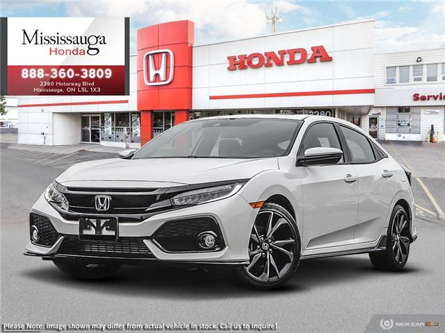 2019 Honda Civic Sport Touring (Stk: 325930) in Mississauga - Image 1 of 25