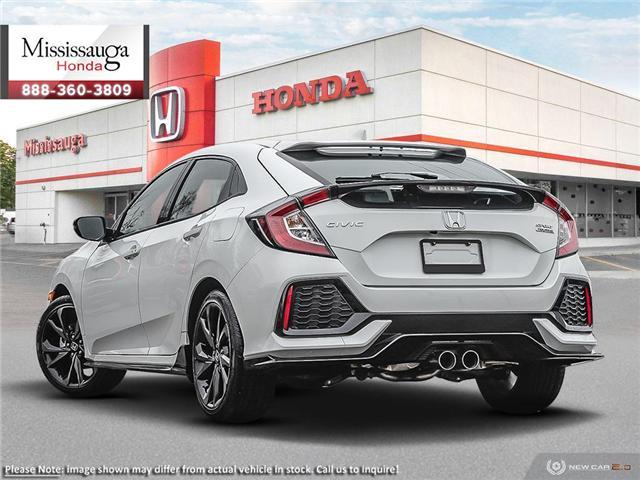 2019 Honda Civic Sport Touring (Stk: 325930) in Mississauga - Image 4 of 25