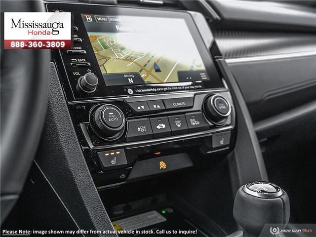 2019 Honda Civic Sport Touring (Stk: 325930) in Mississauga - Image 23 of 25