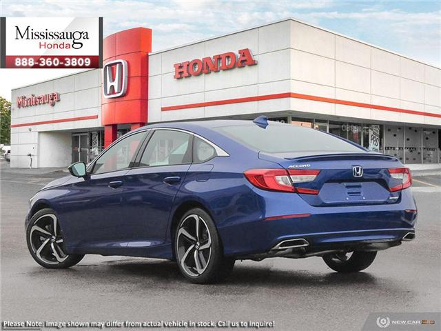 2019 Honda Accord Sport 1.5T (Stk: 326153) in Mississauga - Image 4 of 23