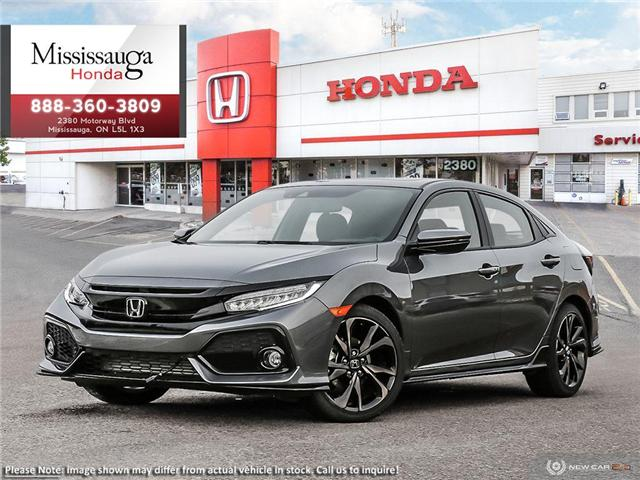 2019 Honda Civic Sport Touring (Stk: 326093) in Mississauga - Image 1 of 23