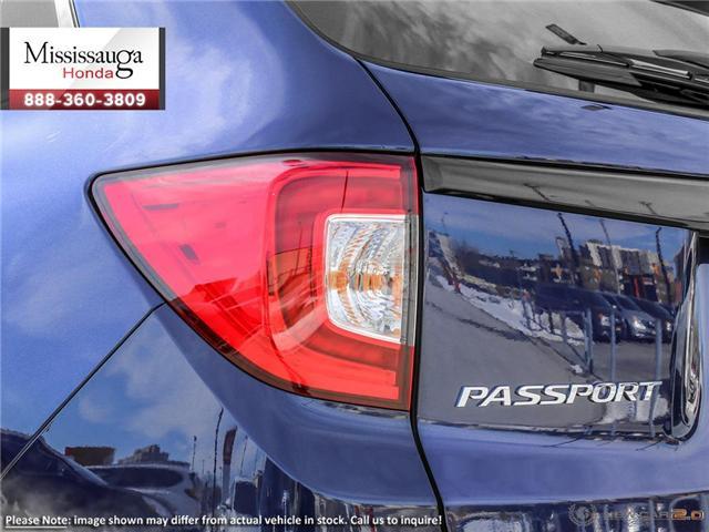 2019 Honda Passport Touring (Stk: 325861) in Mississauga - Image 11 of 23