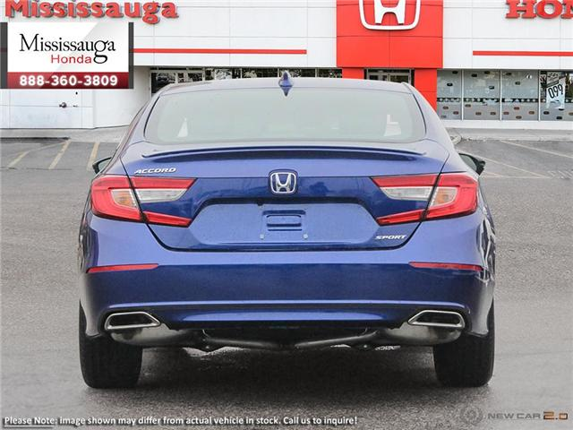 2019 Honda Accord Sport 1.5T (Stk: 325417) in Mississauga - Image 5 of 23