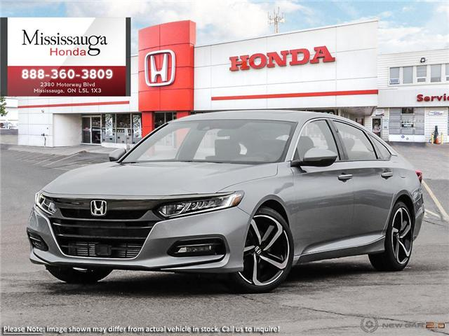 2019 Honda Accord Sport 1.5T (Stk: 325609) in Mississauga - Image 1 of 23