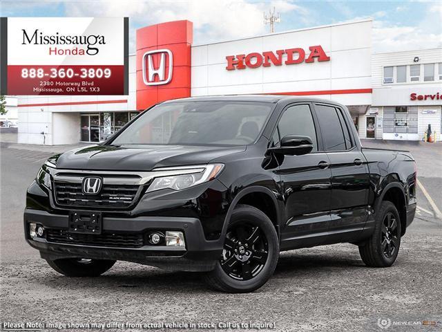 2019 Honda Ridgeline Black Edition (Stk: 326037) in Mississauga - Image 1 of 22