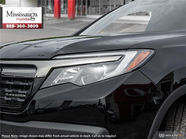 2019 Honda Ridgeline Black Edition (Stk: 326037) in Mississauga - Image 10 of 22