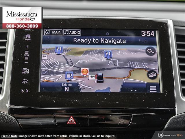 2019 Honda Ridgeline Black Edition (Stk: 326037) in Mississauga - Image 18 of 22