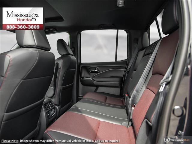 2019 Honda Ridgeline Black Edition (Stk: 326037) in Mississauga - Image 21 of 22