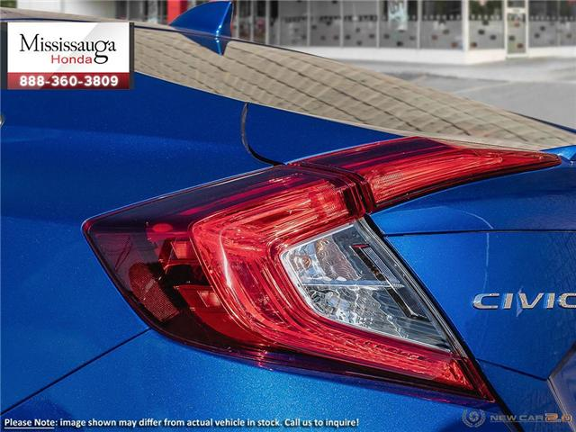 2019 Honda Civic Touring (Stk: 325334) in Mississauga - Image 11 of 23