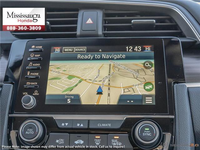 2019 Honda Civic Touring (Stk: 325334) in Mississauga - Image 18 of 23
