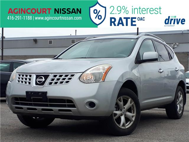 2010 Nissan Rogue SL (Stk: KC793875A) in Scarborough - Image 1 of 23