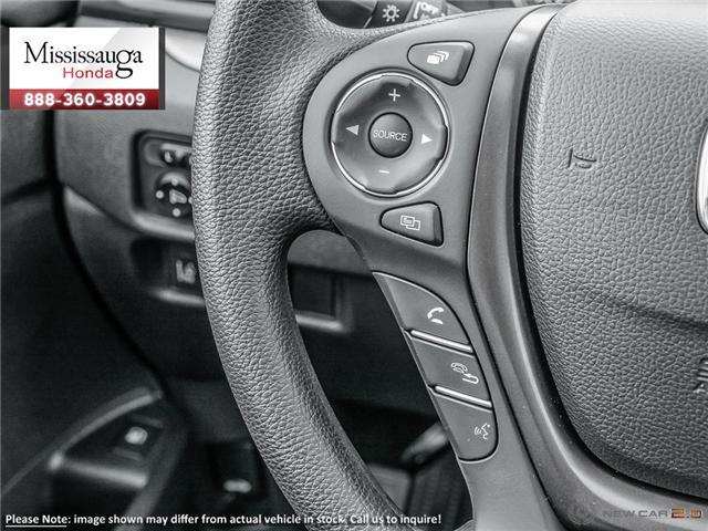 2019 Honda Ridgeline Sport (Stk: 325361) in Mississauga - Image 15 of 23
