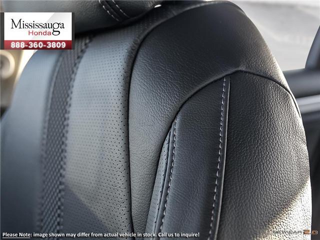 2019 Honda Civic Touring (Stk: 325382) in Mississauga - Image 20 of 23