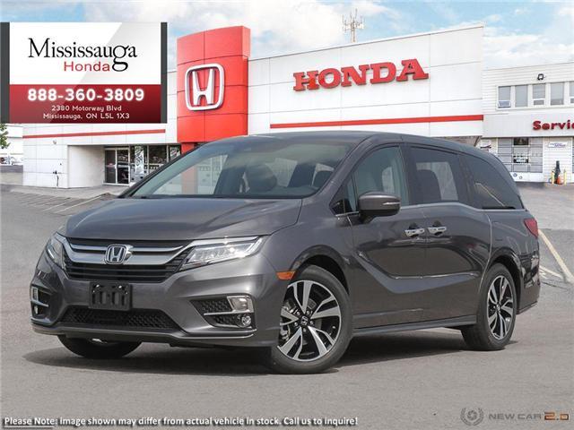 2019 Honda Odyssey Touring (Stk: 324545) in Mississauga - Image 1 of 23