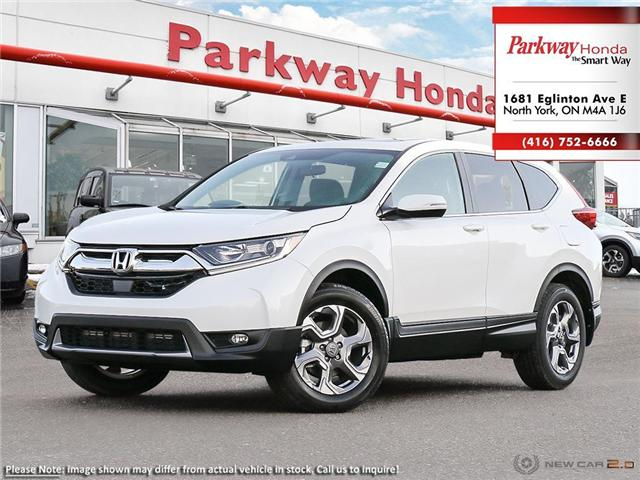 2019 Honda CR-V EX (Stk: 925135) in North York - Image 1 of 23
