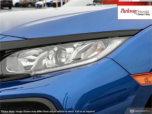 2019 Honda Civic LX (Stk: 929357) in North York - Image 10 of 22