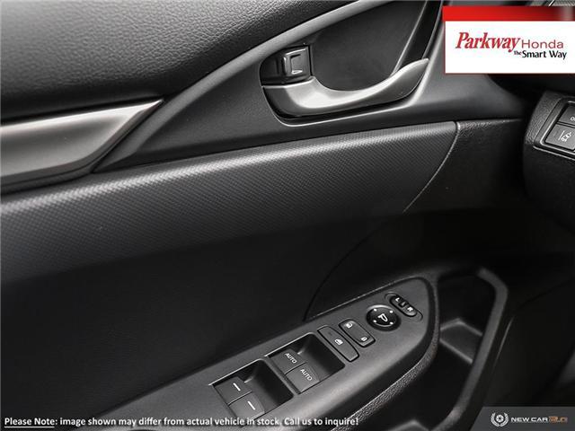 2019 Honda Civic LX (Stk: 929357) in North York - Image 16 of 22