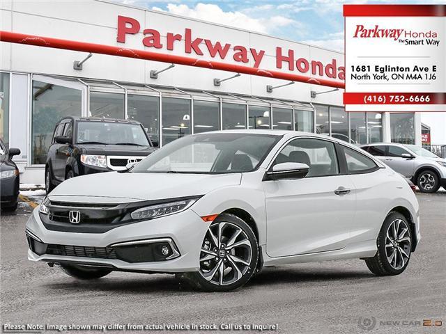2019 Honda Civic Touring (Stk: 929218) in North York - Image 1 of 23