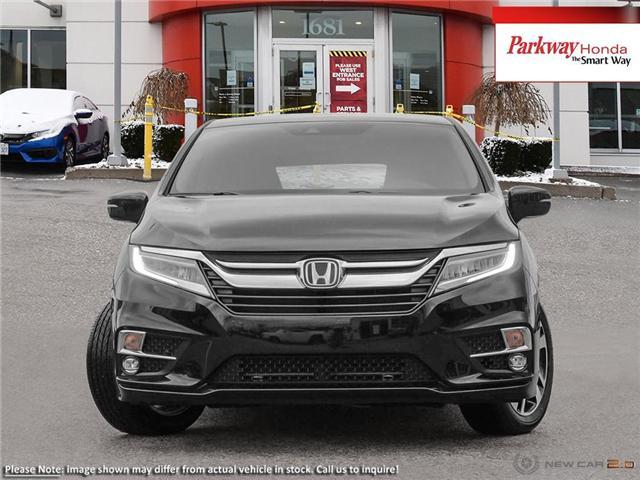 2019 Honda Odyssey Touring (Stk: 922090) in North York - Image 2 of 23