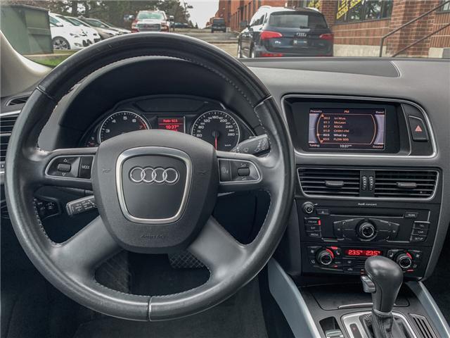 2012 Audi Q5 2.0T Premium (Stk: 9235) in Woodbridge - Image 10 of 15
